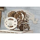 Конструктор 3D-пазл Ugears Автоцистерна 594 детали, фото 6