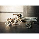 Конструктор 3D-пазл Ugears Грузовик UGM-11 420 деталей, фото 2