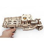 Конструктор 3D-пазл Ugears Грузовик UGM-11 420 деталей, фото 5