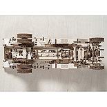 Конструктор 3D-пазл Ugears Грузовик UGM-11 420 деталей, фото 4