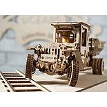 Конструктор 3D-пазл Ugears Грузовик UGM-11 420 деталей, фото 3