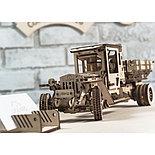 Конструктор 3D-пазл Ugears Грузовик UGM-11 420 деталей, фото 7