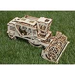 Конструктор 3D-пазл Ugears Комбайн 154 детали, фото 6