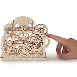 Конструктор 3D-пазл Ugears Театр 70 деталей, фото 4