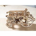 Конструктор 3D-пазл Ugears Трактор 97 деталей, фото 5