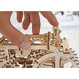 Конструктор 3D-пазл Ugears Трактор 97 деталей, фото 6