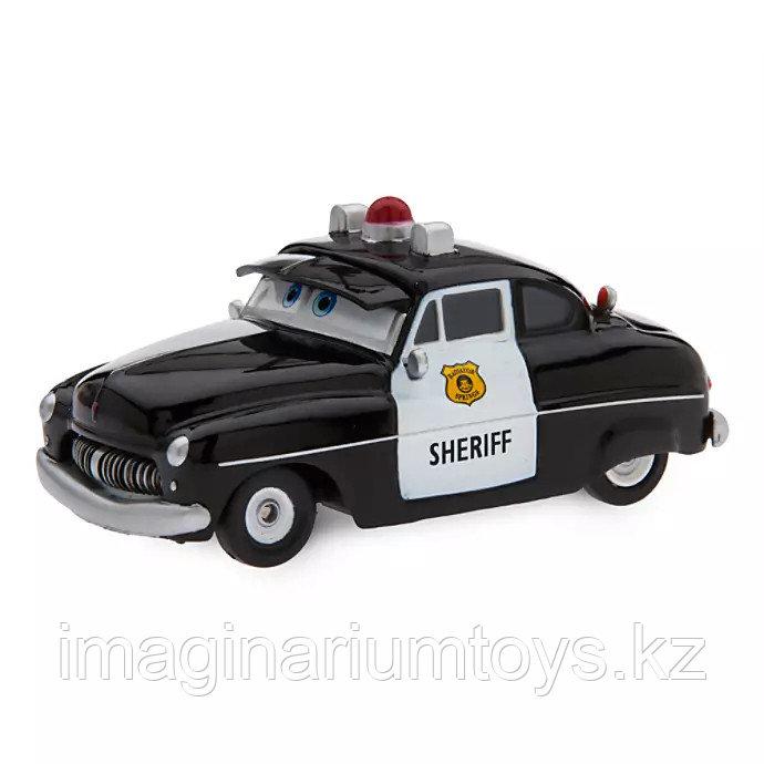 Машинка Шериф инерционная «Тачки 3» Дисней