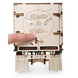 Конструктор 3D-пазл Ugears Полуприцеп к Тягач VM-03 138 деталей, фото 2