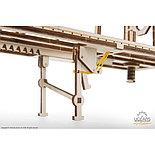 Конструктор 3D-пазл Ugears Полуприцеп к Тягач VM-03 138 деталей, фото 4