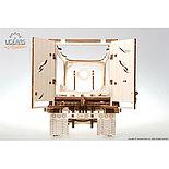 Конструктор 3D-пазл Ugears Полуприцеп к Тягач VM-03 138 деталей, фото 5