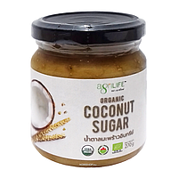 AgriLife Кокосовый сахар органический Organic Coconut Sugar 270 гр