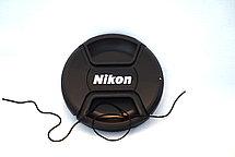 Крышка на объектив Nikon 62 мм, фото 2