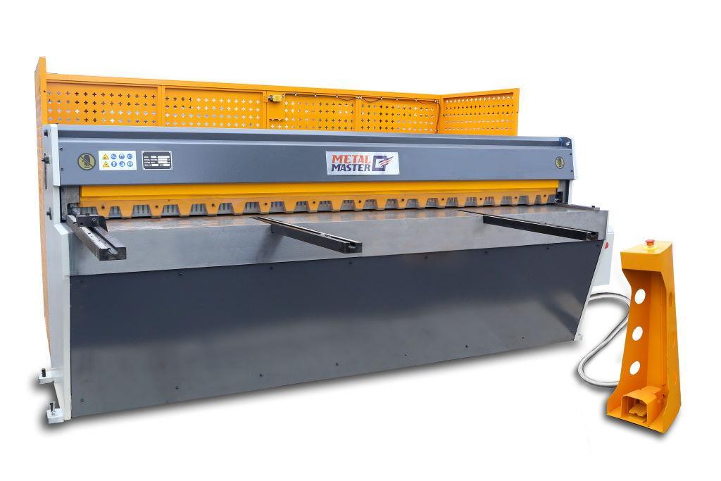 Гильотина электромеханическая METAL MASTER MSJ 2525
