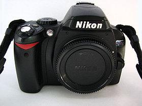 Задняя крышка на объектив и Боди фотоаппарата Nikon 2 шт, фото 3