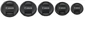 Крышки любого размера на объективы CANON любого размера 40.5/43/49/52/55/58/62/67/72
