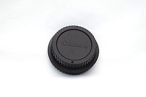 Задняя крышка на объектив и Боди фотоаппарата CANON 2 шт , фото 2