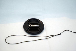 Крышка на объективы CANON 40.5/43/49/52/55/58/62/67/72, фото 2