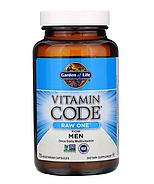 Garden of Life, Vitamin Code, Raw One, мультивитаминная добавка из сырых ингредиентов для мужчин, фото 4