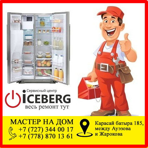 Замена сетевого шнура холодильников Смег, Smeg, фото 2