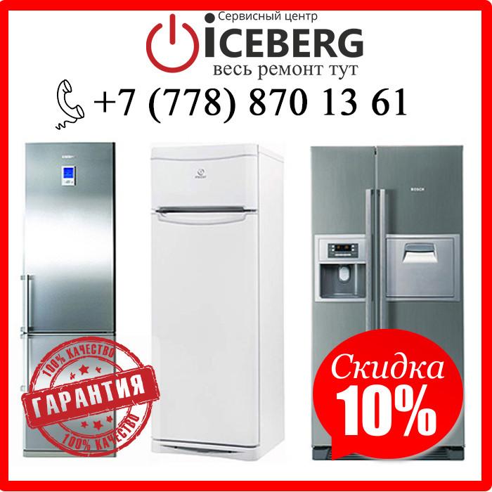 Замена регулятора температуры холодильников Санио, Sanyo