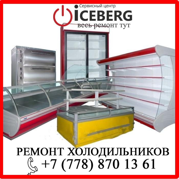 Замена регулятора температуры холодильников Шарп, Sharp