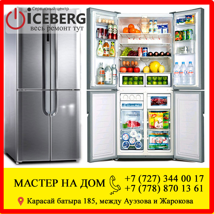 Заправка фреона холодильника Кайсер, Kaiser