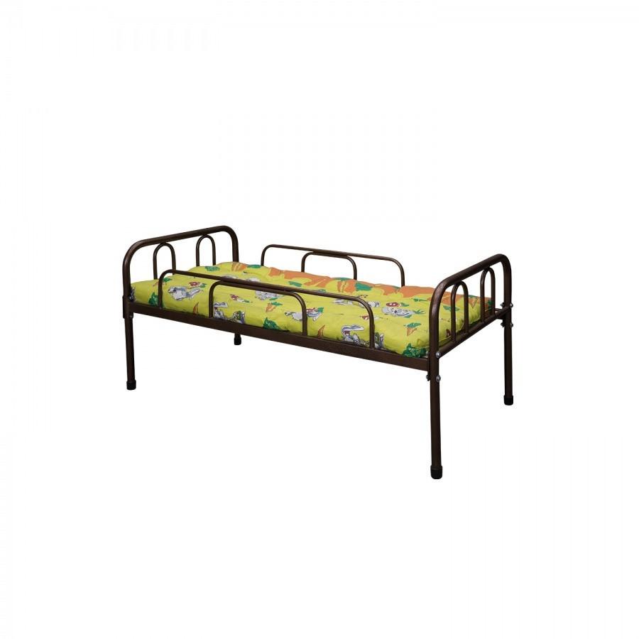 Кровать 'Детская' 1-местная (металлическая)