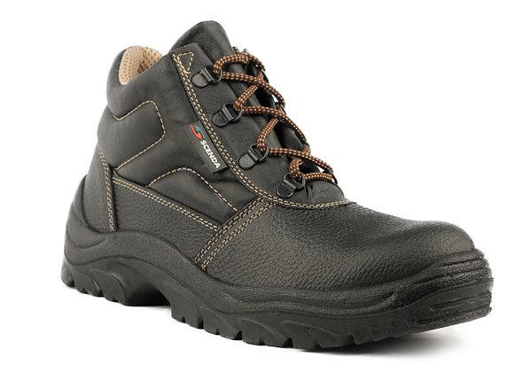 Ботинки мужские летние кожаные СТИКС ПУ с МП, фото 2