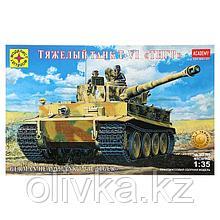 Сборная модель «Танк Т-VI — Тигр»