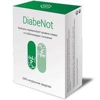 DiabeNot от сахарного диабета (20 капсул)