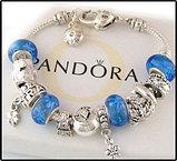 Браслет Pandora и серьги Dior в подарок, фото 2