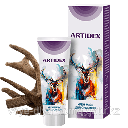 Artidex (Артидекс) — крем-мазь для суставов