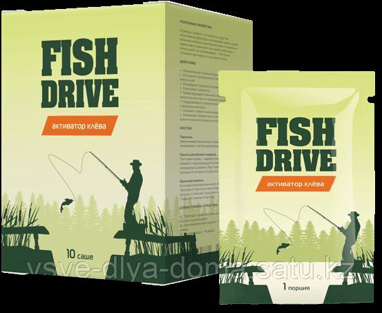Fish Drive — активатор клёва