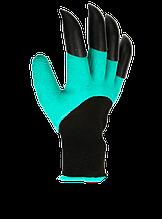 Многофункциональные садовые перчатки с когтями - Garden Genie Gloves