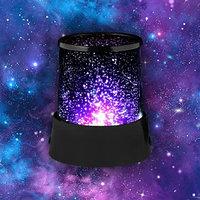 Волшебный ночник-проектор звездного неба Sleep Master