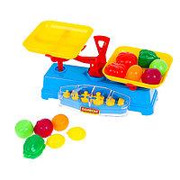 Игровой набор «Магазин», весы и набор продуктов, 12 предметов