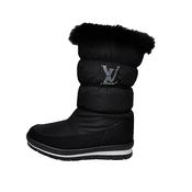 Сапоги зимние Louis Vuitton женские