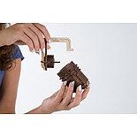 Конструктор 3D-пазл Ugears  Кодовый замок 34 детали, фото 2