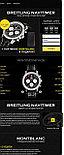 Часы Breitling Navitimer + портмоне Montblanc, фото 2