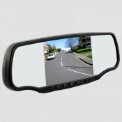 CAR DVR MIRROR — зеркало-видеорегистратор с камерой заднего вида