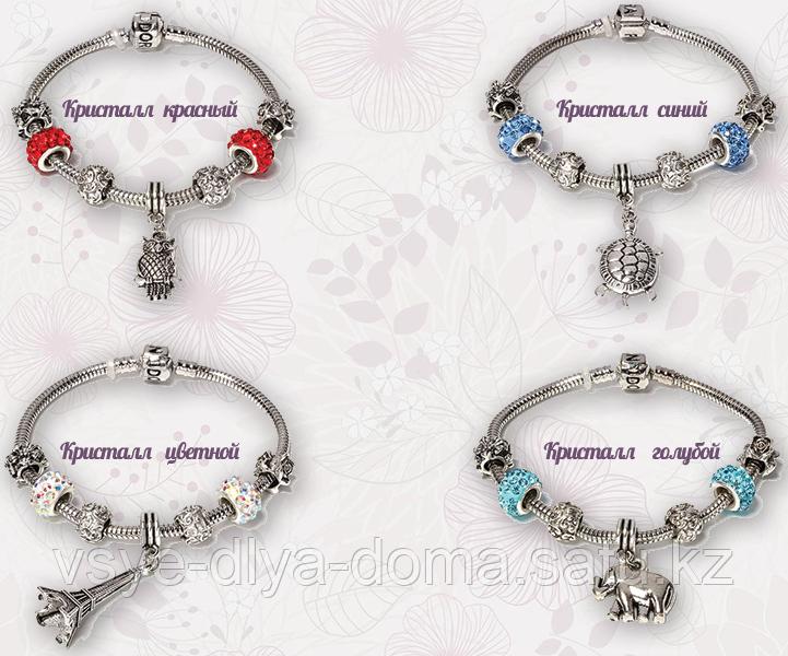 Женский браслет Pandora (Пандора)