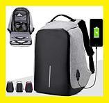 Городской рюкзак с защитой от карманников Kalidi Bobby (Калиди Бобби), фото 3