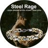 Браслет «Steel Rage»