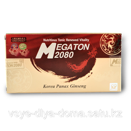 Таблетки для потенции Мегатон 2080