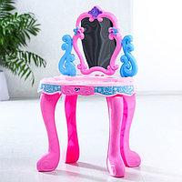 """Столик с зеркалом, """"Холодное сердце"""", свет, звук,14 пред. Высота 60 см"""