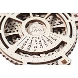 Конструктор 3D-пазл Ugears Навигатор дат 21 деталь, фото 4