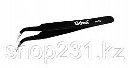 Пинцет для наращивания ресниц  LIDAN H-15