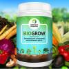 BioGrow Plus — биоактиватор роста растений и перчатка Garden genie