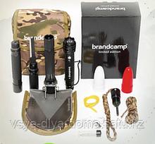 Многофункциональная лопата для выживания BRANDCAMP BC-M-IV (брендкемп)