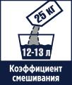 TYTAN PERLIT штукатурка гипсовая для р/м нанесения, 25 кг, фото 8